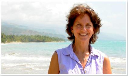 Aquatics for Life founder Susan Steinhauser